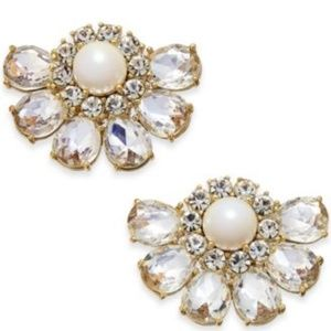 Kate Spade Bright Ideas cluster earrings